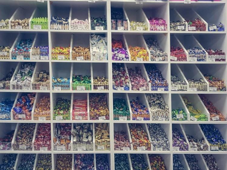 Azerbaijan - Ganja - Candy