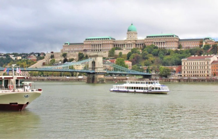 Buda Castle. Photo by Oindrila De. Reused with Permission.