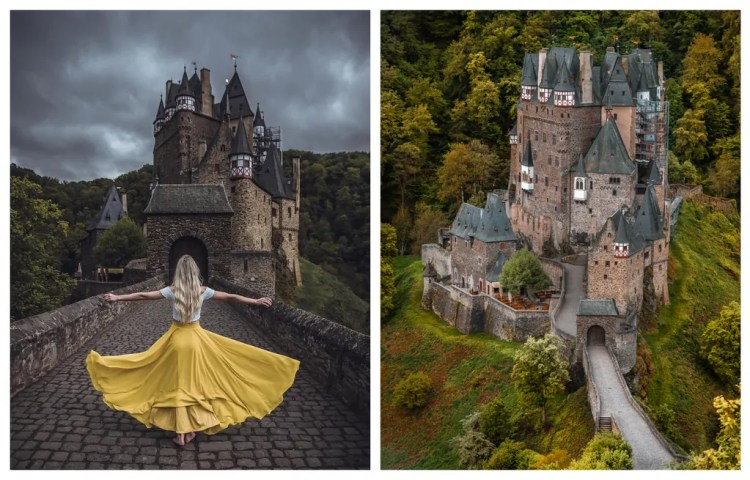 Burg Eltz. Photo by Christine Wedberg. Reused with Permission