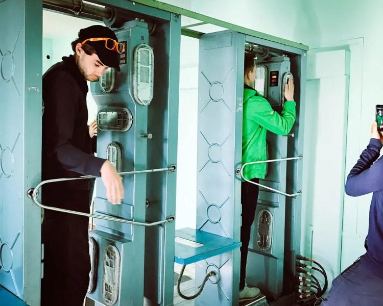 Ukraine - Chernobyl - Radiation Detectors