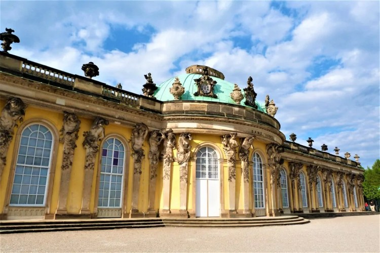 Sanssouci. Photo by Anna Liddell. Reused with Permission.
