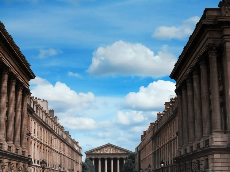 Paris's version of the Pantheon