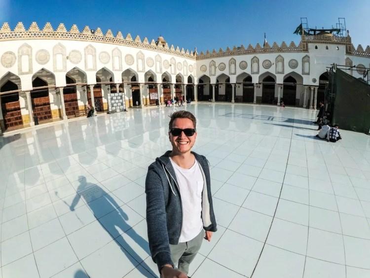Al-Hakim Mosque. Picture by Patrick Munzinger. Reused with Permission.