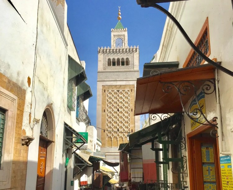 Al Zaytuna Mosque. Picture by Michael Meraner. Reused with Permission.
