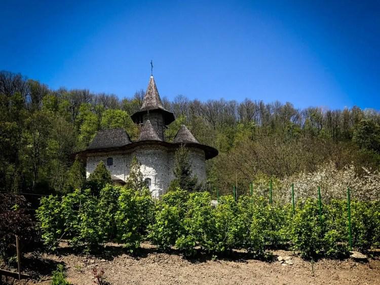 Moldova - Rudi - Rudi Monastery
