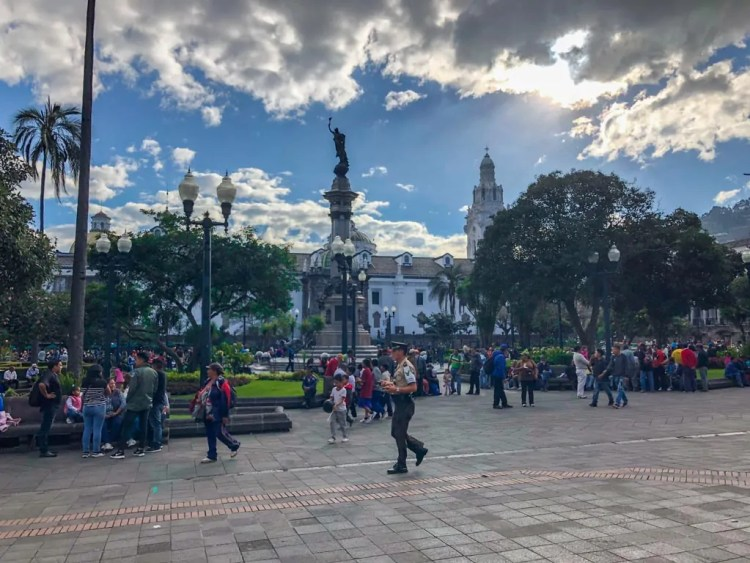 "Exploring the UNESCO World Heritage Site ""City of Quito"""