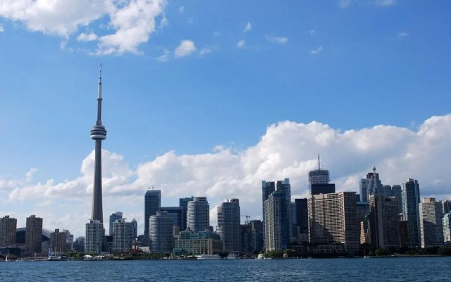 The Strangely Competitive History of the CN Tower