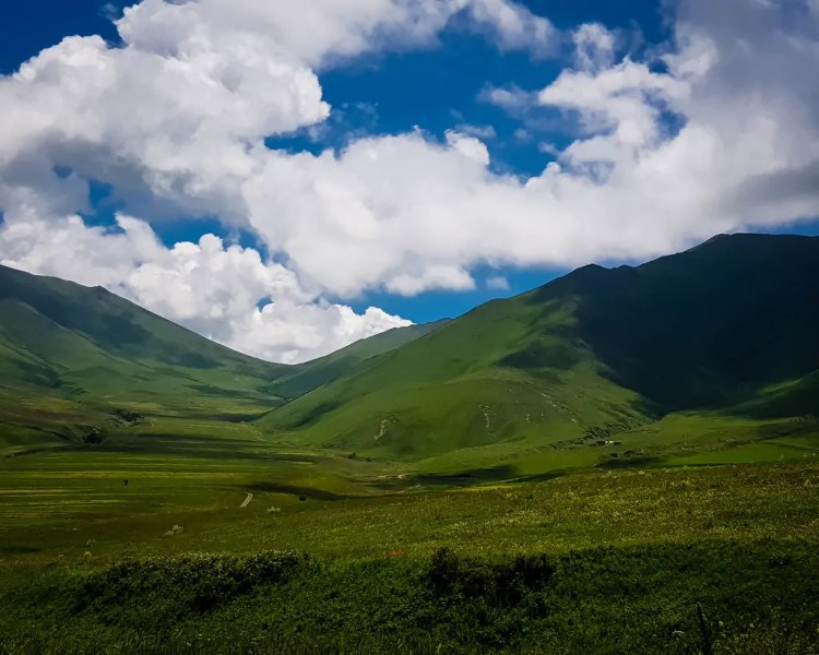 You'll want trekking poles and a good data plan if you want to spend some of your time in Armenia hiking or trekking!