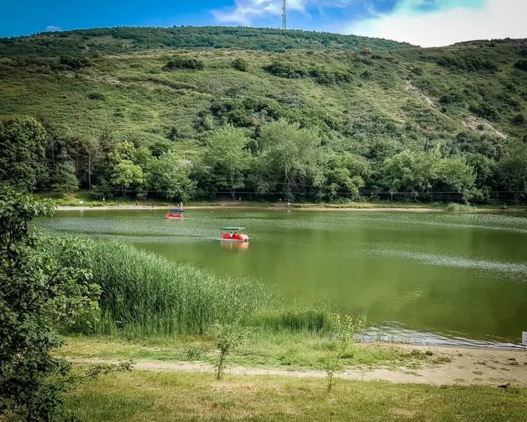 Georgia - Tbilisi - Turtle Lake