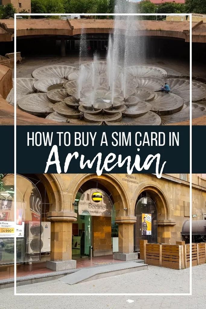 How to Buy an Armenian Sim Card