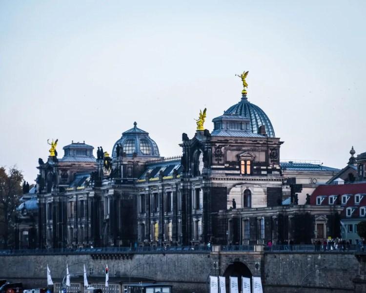 Germany - Dresden - The Dresden Academy of Fine Arts