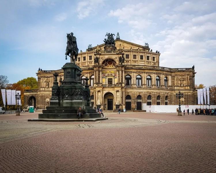 Germany - Dresden - Semperoper