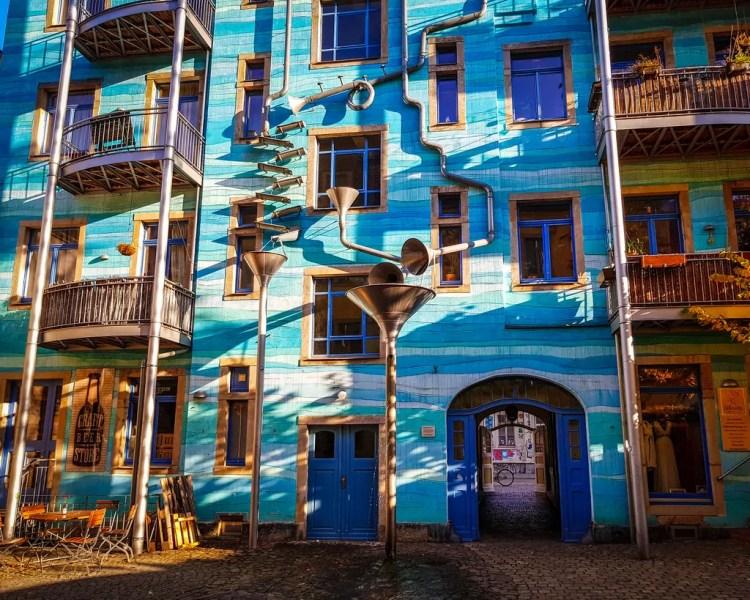 Germany - Dresden Neustadt - Passages