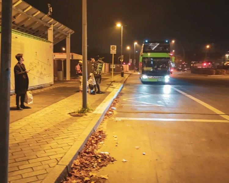 Germany - Berlin - Flixbus