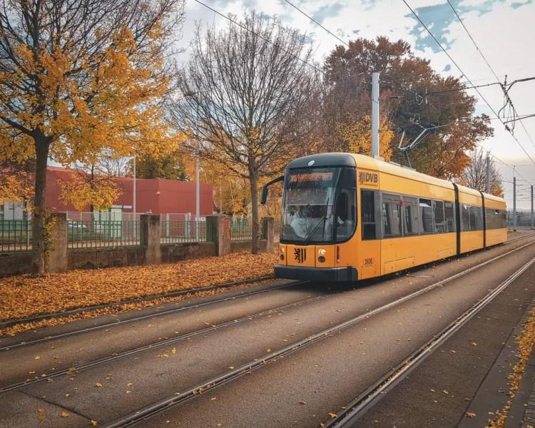 Germany - Dresden - Train
