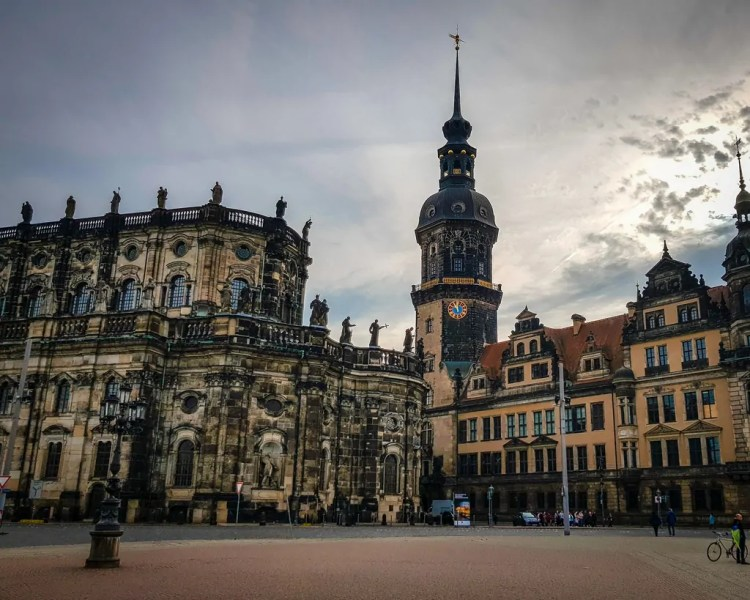 Germany - Dresden - Dresden Castle