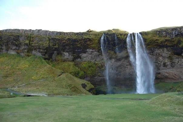 Iceland - Seljalandsfoss - Ring Road