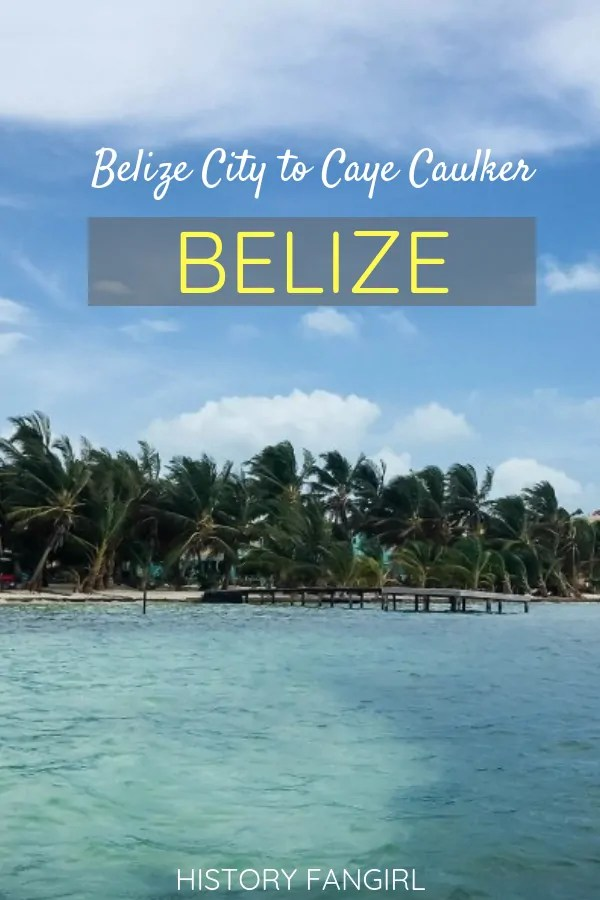 Belize City to Caye Caulker: How to Get from BZE Airport to Caye Caulker & Back