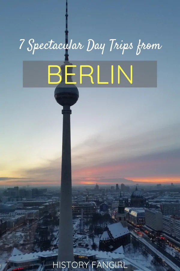7 Spectacular Day Trips from Berlin, Germany