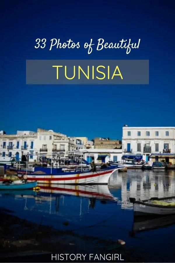 33 Photos of Beautiful Tunisia