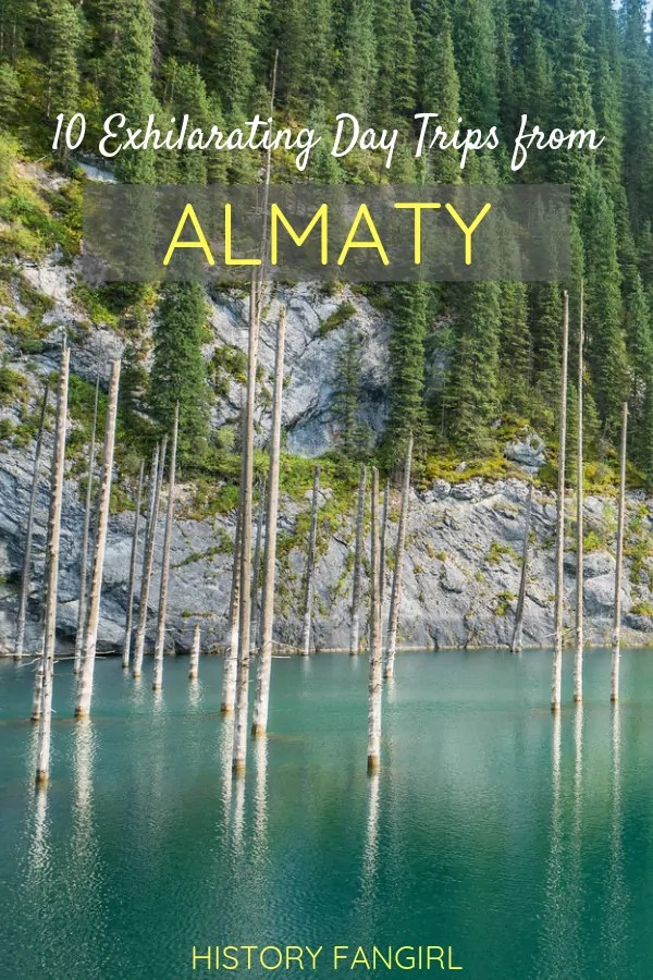 Day Trips from Almaty
