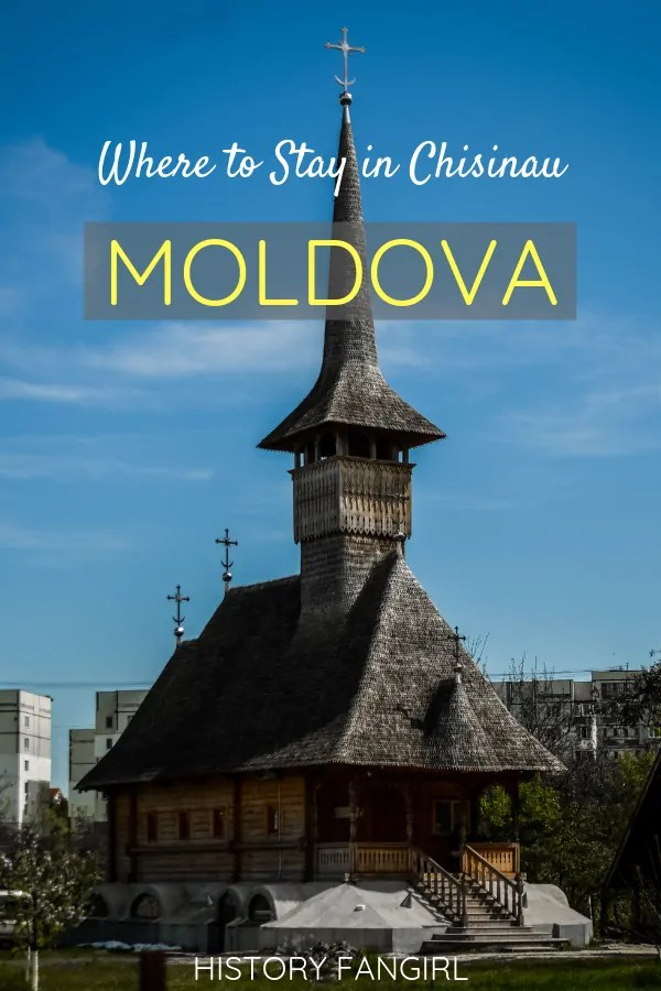 Where to Stay in Chisinau, Moldova: Hotels & Hostels For Every Budget