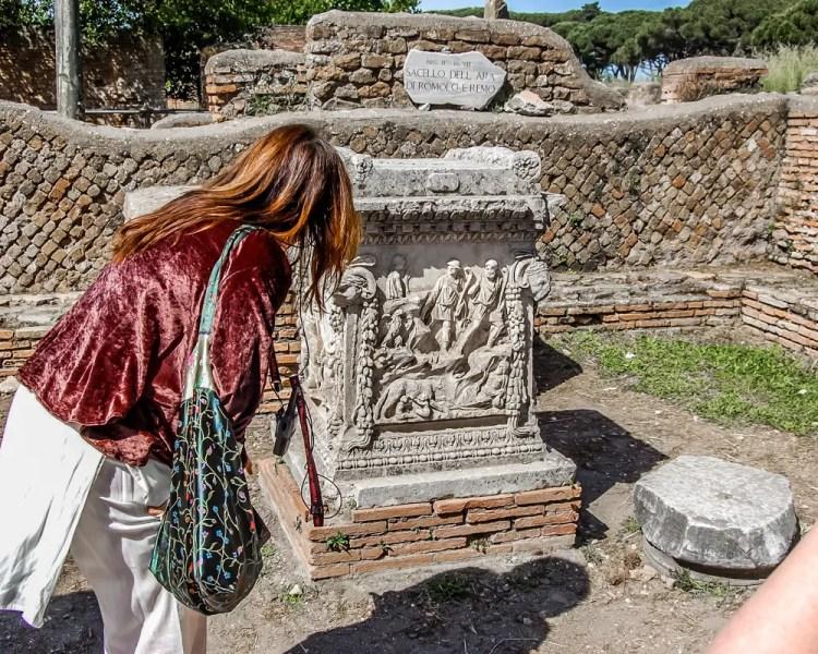 Italy - Ostia Antica