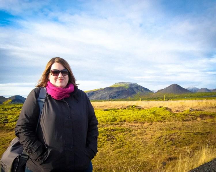 Iceland - Reykjavik - Golden Circle Tour Scenery Stephanie