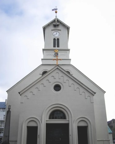 Iceland - Reykjavik - Reykjavik Cathedral