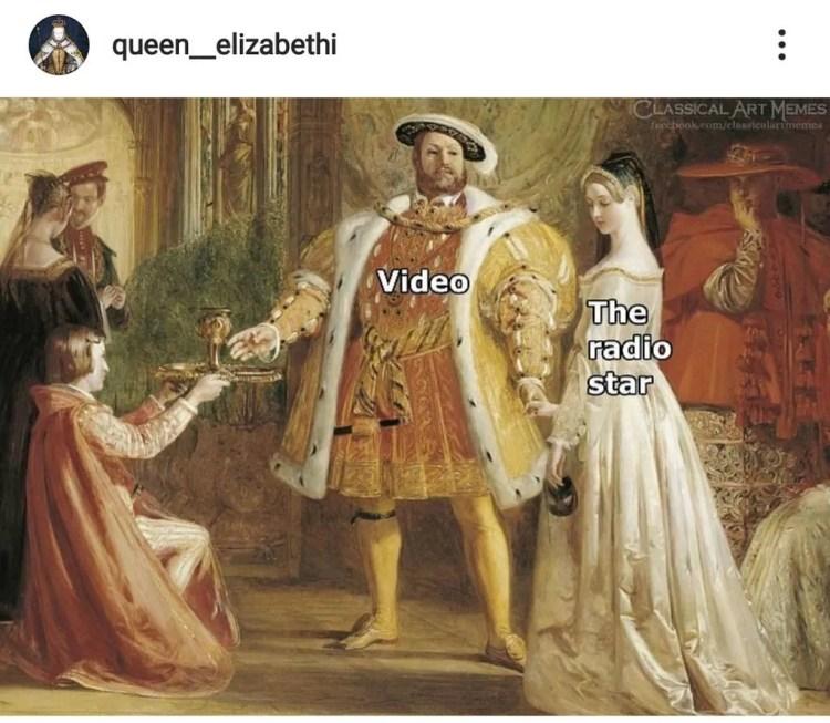 Henry VIII memes
