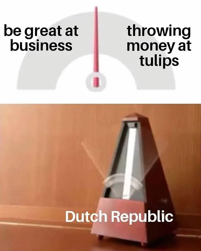 Dutch history memes