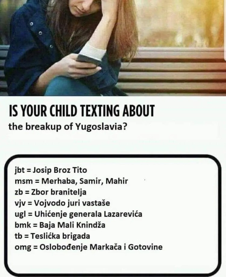 Yugoslavia memes