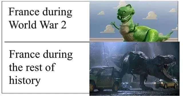 France history meme