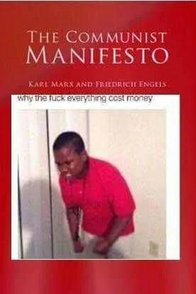 Communist Manifesto Meme