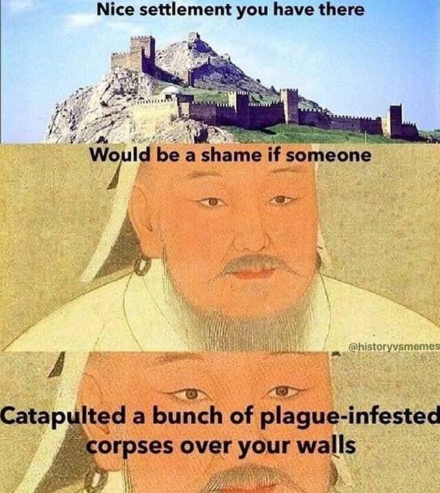 Mongolian History Memes