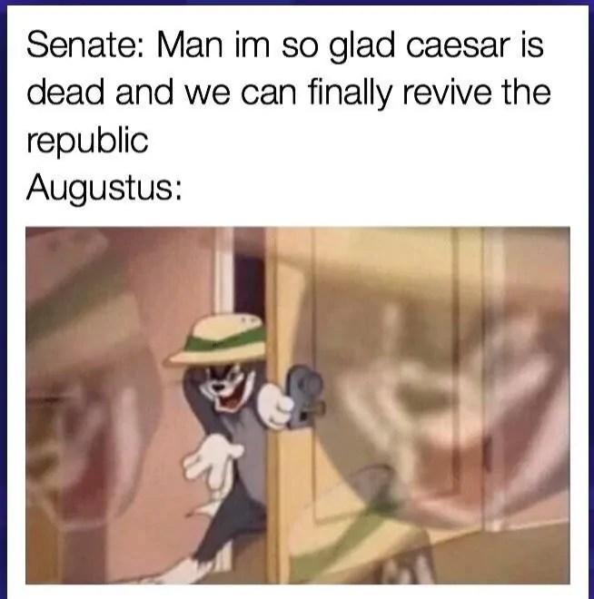 augustus meme