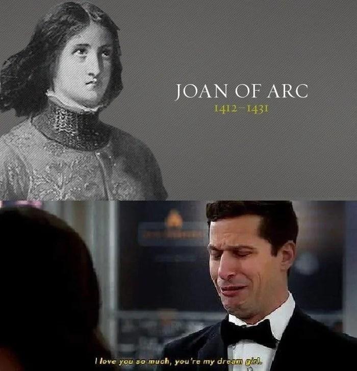 Joan of Arc Memes