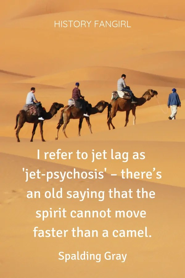 jet lag travel quotes