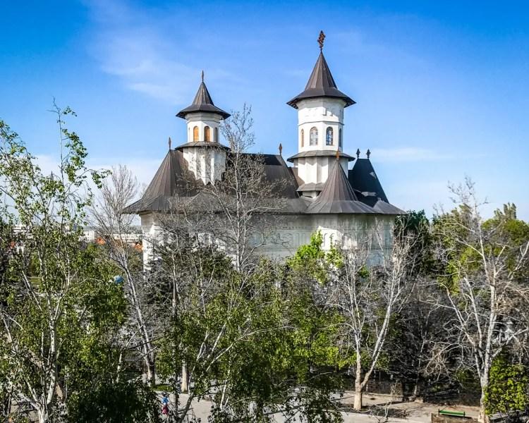 Moldova - Chisinau - Church