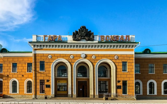 30 Pictures of Tiraspol, Transnistria's Soviet-Loving Capital