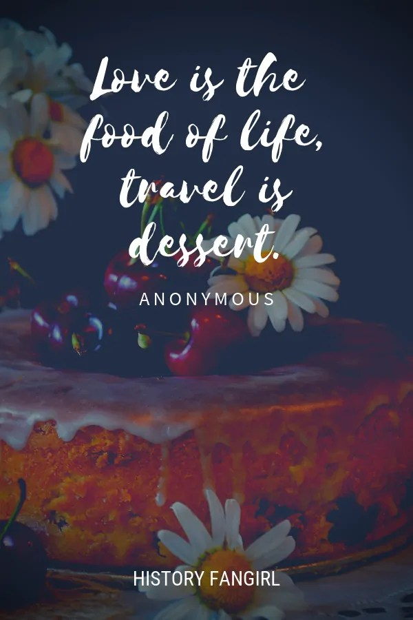 love and romance travel quotes