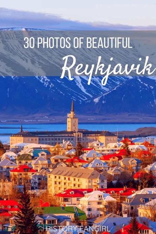 30 Beautiful Reykjavik Pictures