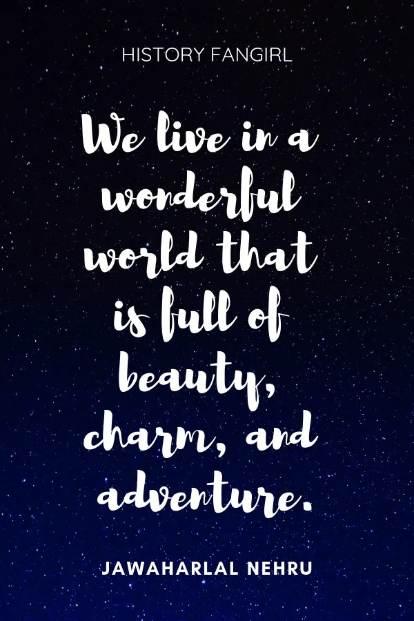 world travel quote