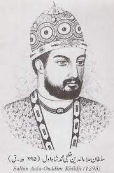 Parrot of India, Amir Khusro was also in the court of Ala Ud-Din Khilji