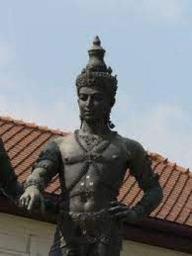 Angkor Wat Temple was Built By Suryavarman II