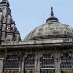 Vishnupad Temple dedicated to Lord Vishnu rebuilt by Ahilyabai Holkar