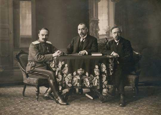 The Armistice of Salonica was signed on 29 September 1918. This was signed between Bulgaria and the Allied Powers in Thessaloniki.