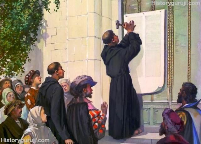यूरोप में धर्मसुधार आंदोलन (The Reformation Movement in Europe)