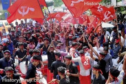 The Rise and Development of the Left in India