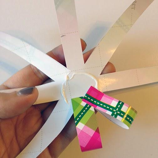 Make Paper Christmas Tree